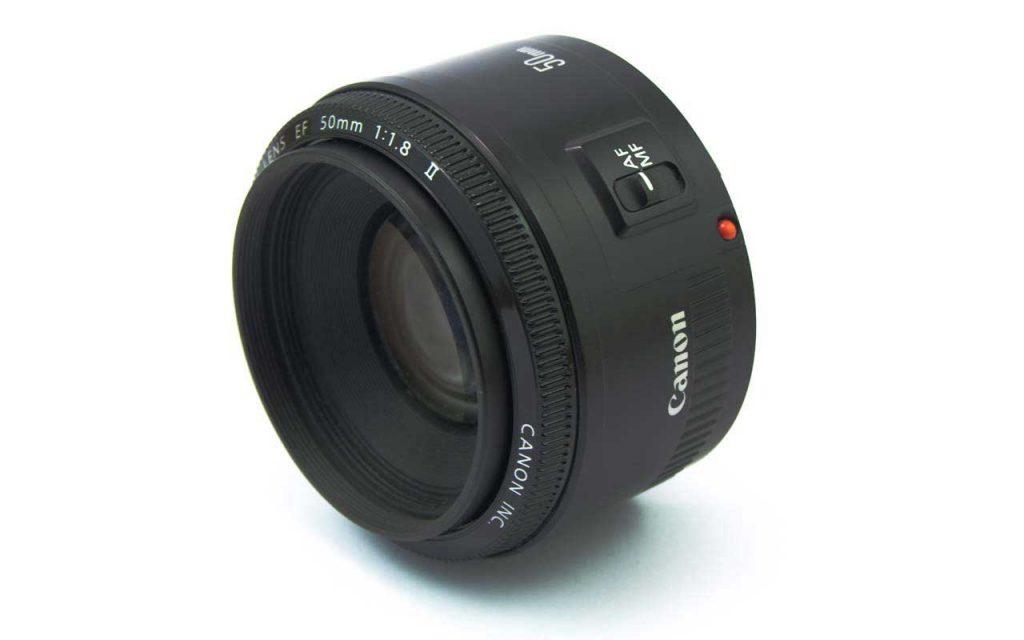 f1-8_50mm Prime Lens