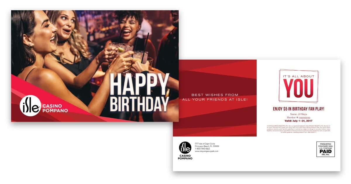Casino Mailers Company