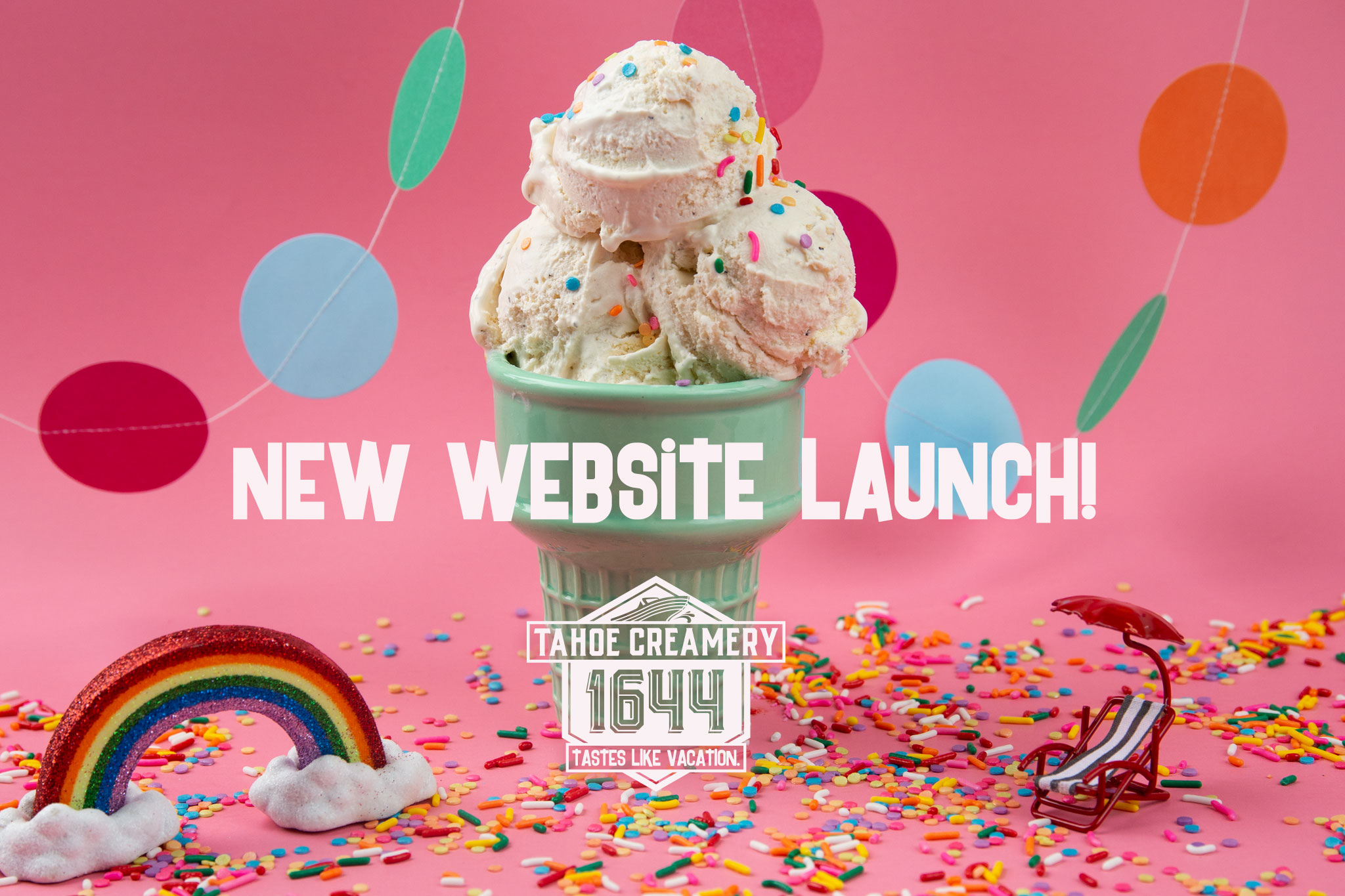 Foundry Launches New Tahoe Creamery Website In Time For Summer